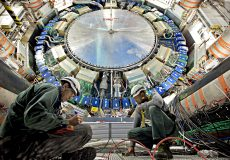 First high-precision measurement of the mass of the W-boson at the LHC