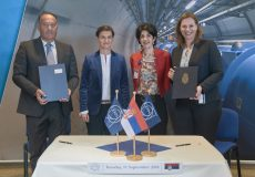Serbia joins CERN as its 23rd Member State