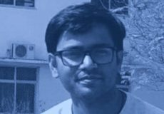 HONOURS: Amit Kumar, Winner of Falling Walls Lab Slovenia 2020