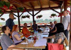 ДОГАЂАЈИ: Састанак Матичног одбора на ИПБ